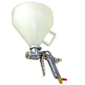 Air Texture Ceiling Gun with 1.2 Gallon Hopper