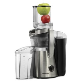 JM550S The Big Apple 4-Inch Juiceman Automatic Juice Extractor