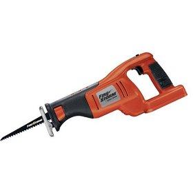 Black & Decker FireStorm 18 Volt FS18RS Cordless Reciprocating Saw (Bare tool - No Battery)