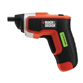 Black & Decker LI3100 Compact Lithium-Ion Driver with Smart Select