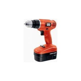 Black & Decker Power Tools Gc1801 18v Cordless Drill
