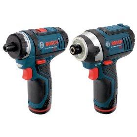 Bosch CLPK27-120 12-Volt 2-Tool Combo Kit