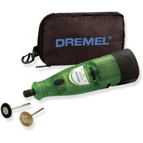 Dremel 760-04 Two-Speed Cordless Golf Cleaning Rotary Tool