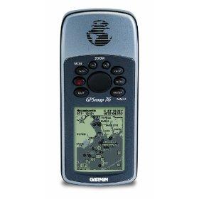 Garmin GPSMAP 76 Waterproof Handheld GPS