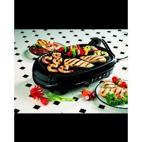 Health Smart Open Faced Indoor/ Outdoor Grill