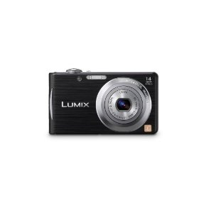 Panasonic Lumix DMC-FH2 14.1 MP Digital Camera with 4x Optical Image Stabilized Zoom with 2.7-Inch LCD (Black)