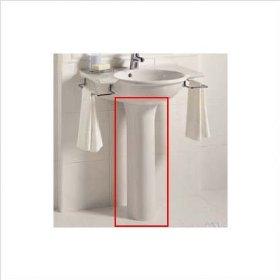 Sapho Bathroom Sink Pedestal Finish