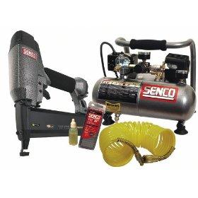 Senco PC0947/FP18KIT 18-Gauge Brad Nailer Compressor Combo Kit