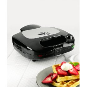 Total Chef TCG08G-CA 4IN1 Sandwich, Waffle, Grill & Griddle