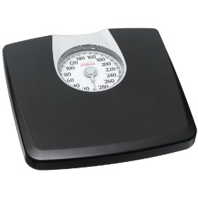 Health o Meter  SAB602-05 Dial Scale, Black with Silver Accent: Health & Personal Care