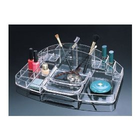 Cosmetic Organizer in Acrylic: Beauty
