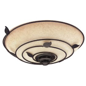 Hunter Exhaust Fan with light 82020 Organic Bathroom Fans Brittany Bronze CFM = 70, Sones = 2.5: Home Improvement