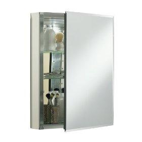 KOHLER K-CB-CLC2026FS 20-by-26-by-5-Inch Single Door Aluminum Cabinet: Home Improvement