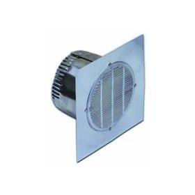 Lambro Ind. 142 Bathroom Fan Eave Vent: Home Improvement
