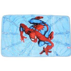 Spiderman Bath Rug: Toys & Games