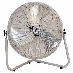 MaxxAir HVFF 20 High Velocity 20-Inch Floor Fan: Home Improvement