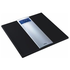 MIRA Instant On Digital Bathroom Scale with lighted display: Health & Personal Care