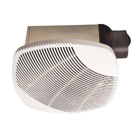 nuVent NX503 50 CFM Bath Fan with 3-Inch Discharge: Home Improvement