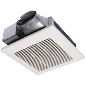 Panasonic FV-08VS1 WhisperValue 80 CFM Super Low Ventilation Fan, White: Home Improvement