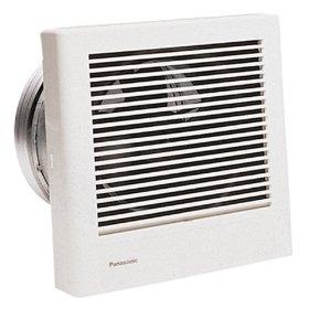 Panasonic FV-08WQ1 WhisperWall 70 CFM Wall Mounted Fan: Home Improvement