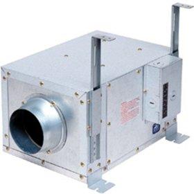 Panasonic FV-10NLF1 WhisperLine 120 CFM In-Line Fan, 4-Inch Duct: Home Improvement