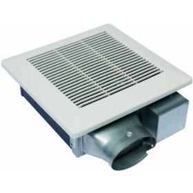 Panasonic FV-10VS1 WhisperValue 100 CFM Super Low Profile Ventilation Fan, White: Home Improvement