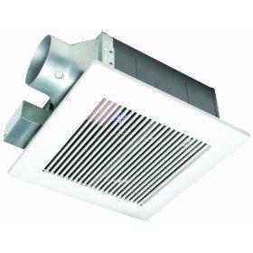 Panasonic FV-11VF2 WhisperFit 110 CFM Low Profile Ceiling Mounted Fan, White: Home Improvement