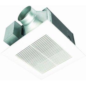 Panasonic FV-11VQ5 WhisperCeiling 110 CFM Ceiling Mounted Fan, White: Home Improvement