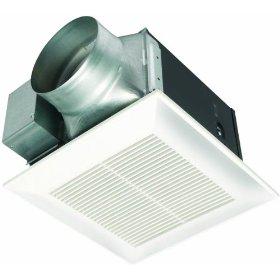 Panasonic FV-15VQ5 WhisperCeiling 150 CFM Ceiling Mounted Fan, White: Home Improvement