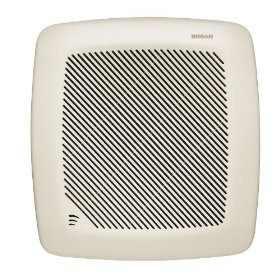 Broan QTRE100S Ultra Silent Humidity Sensing Fans with Sensaire Technology: Home Improvement