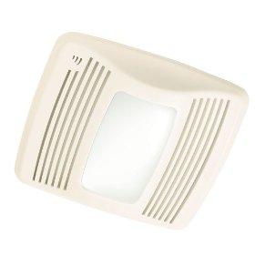 Broan Model QTX110SL 110 CFM 100 Watt Incandescent Light Ultra Silent Humidity Sensing Fan/Light: Home Improvement