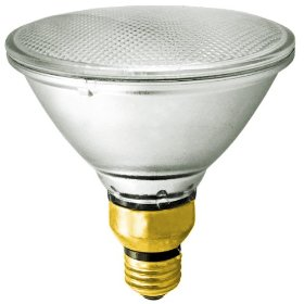 Shatter Resistant - 150 Watt - PAR38 - Reflector Flood - 130 Volt - Sylvania: Home Improvement