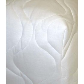Sheetworld - Quilted Fitted PACK n PLAY Mattress Pad (Graco) - Made In USA: Baby