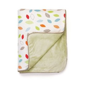 Skip Hop Treetop Friends Cotton Blanket: Baby
