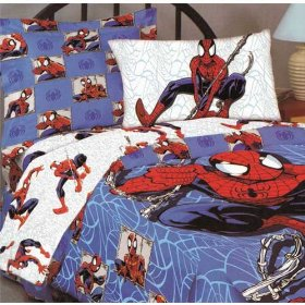Spiderman Full Sheet Set 4 piece: Everything Else